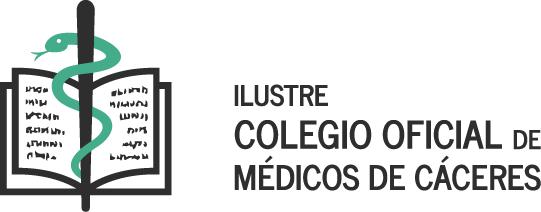 Ilustre Colegio Oficial de Médicos de Cáceres Mobile Retina Logo