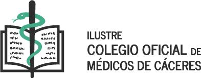Ilustre Colegio Oficial de Médicos de Cáceres Logo