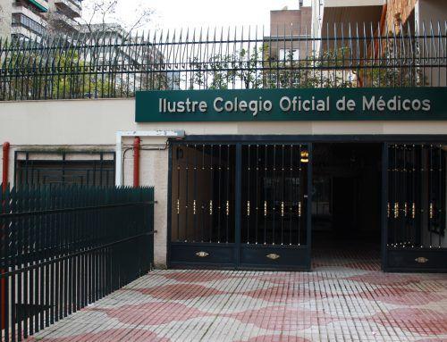 Horario de las oficinas del Colegio de Médicos durante Semana Santa