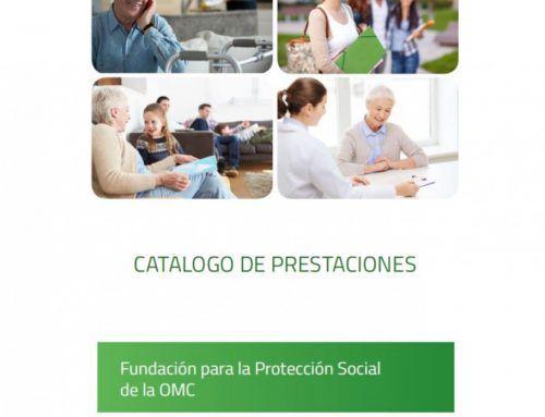 Catálogo de Prestaciones Fundación para la Protección Social de la OMC para 2019
