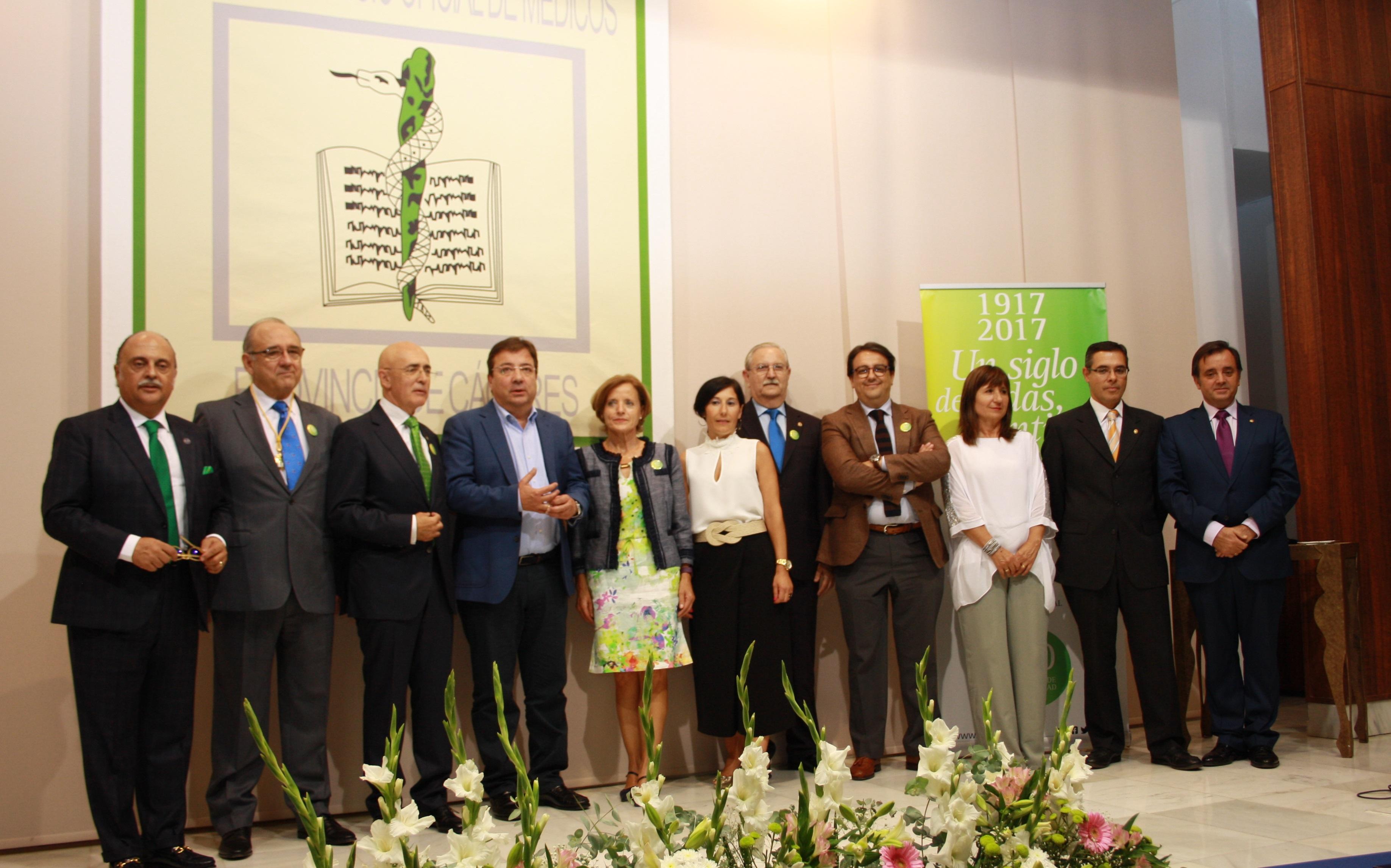 Centenario Fundación Protección Social de la OMC- Cáceres 2