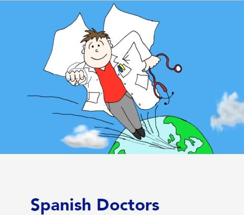 Foto curso Spanish doctor1