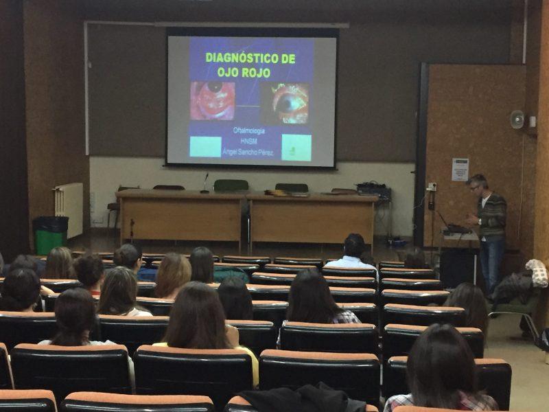 06-11-2017 Inauguración curso oftalmología