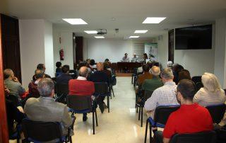 06-11-2017 Reunión Jefes de Servicio -Apertura hospital