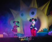 Planeta magico Mickey y Minnie- fiesta Cáceres