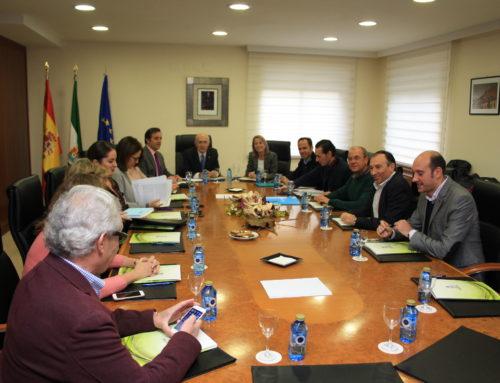 La Junta Directiva del Colegio de Médicos expone al Partido Popular de Extremadura los principales problemas de la sanidad cacereña