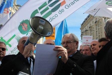 Manifestación 21 M