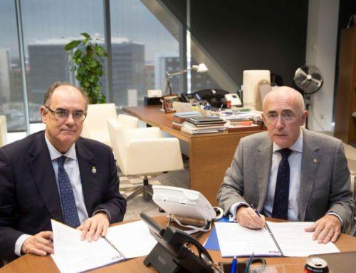 El Colegio de Médicos de Cáceres renueva sus pólizas de RC con A.M.A.