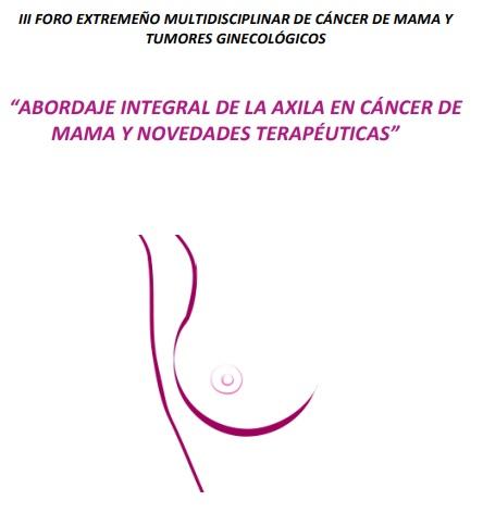 Imagen III Foro de cáncer de mama
