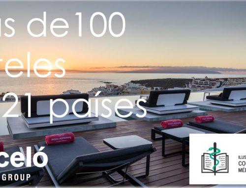 La cadena Barceló Hotel Group ofrece ventajas a los colegiados de Cáceres en sus establecimientos de todo el mundo