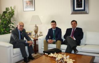 Colegio de Médicos de Cáceres Interlocutor policial
