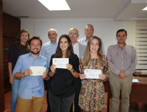 El Colegio de Médicos de Cáceres entrega los premios de la V Jornada de Divulgación Científica  para MIR