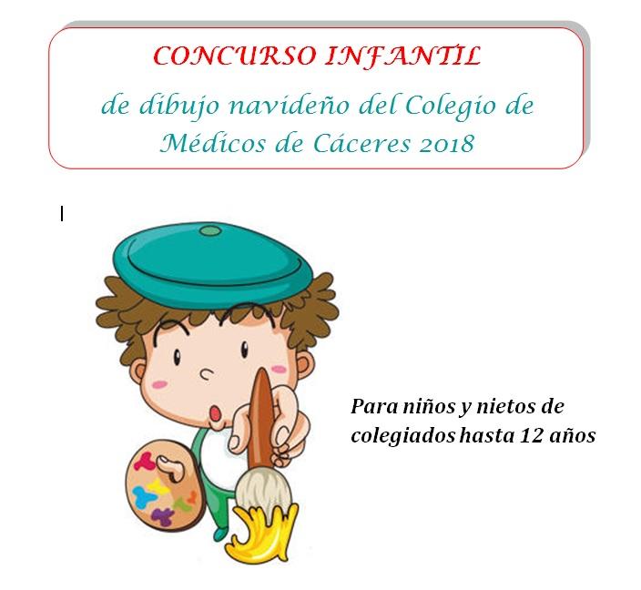 Abierto El X Concurso De Dibujo Navideno Del Colegio De Medicos De