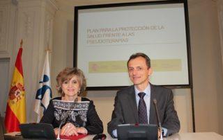 Plan protección salud frente pseudoterapias