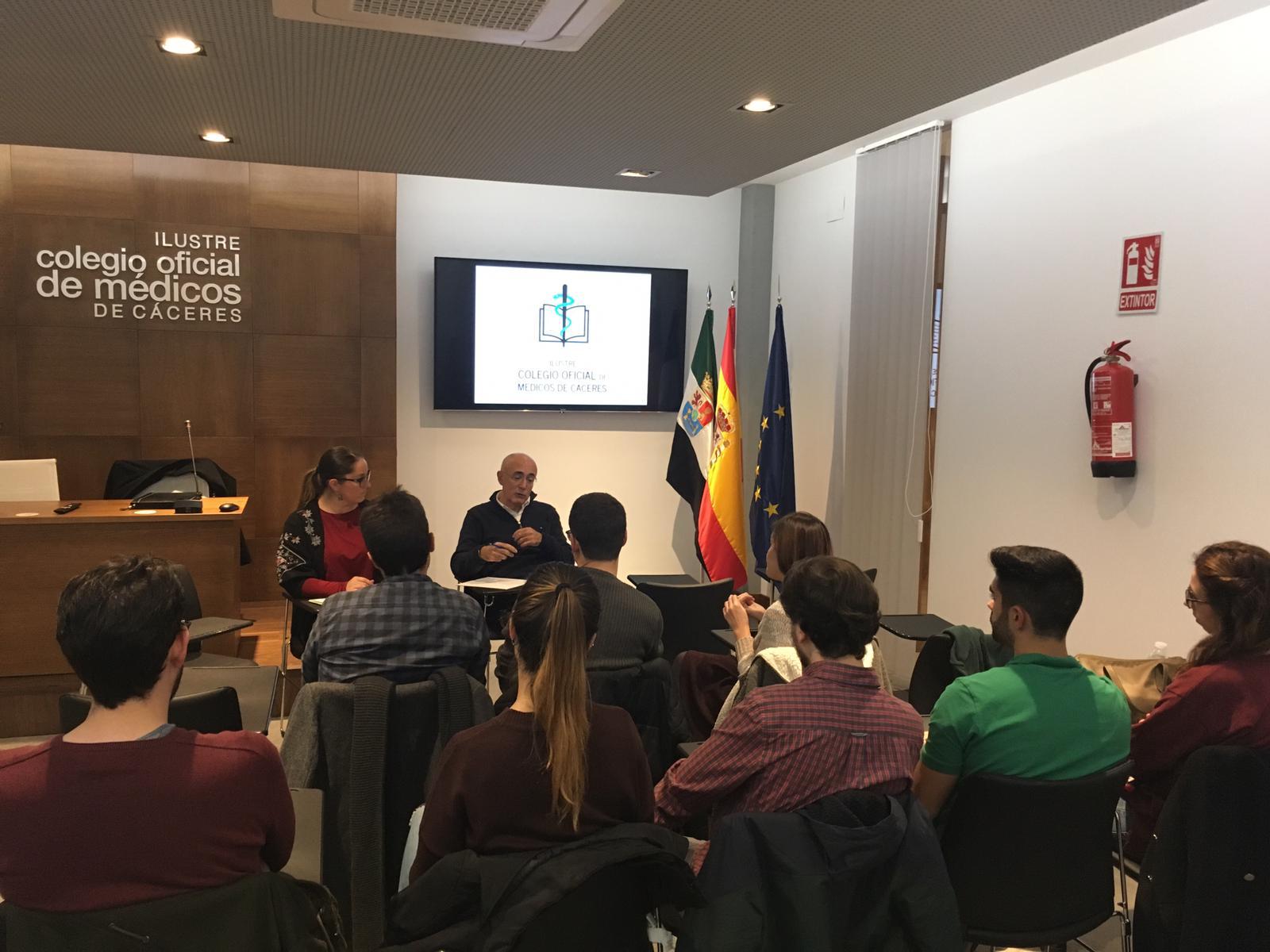 Reunión MIR zona norte Cáceres