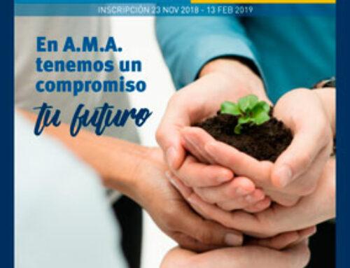La Fundación A.M.A. convoca 113 becas para los nuevos profesionales sanitarios en la preparación de sus especialidades