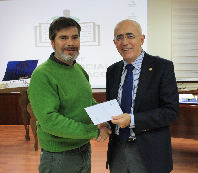 Entrega premio Solidario del Colegio de Médicos (2)