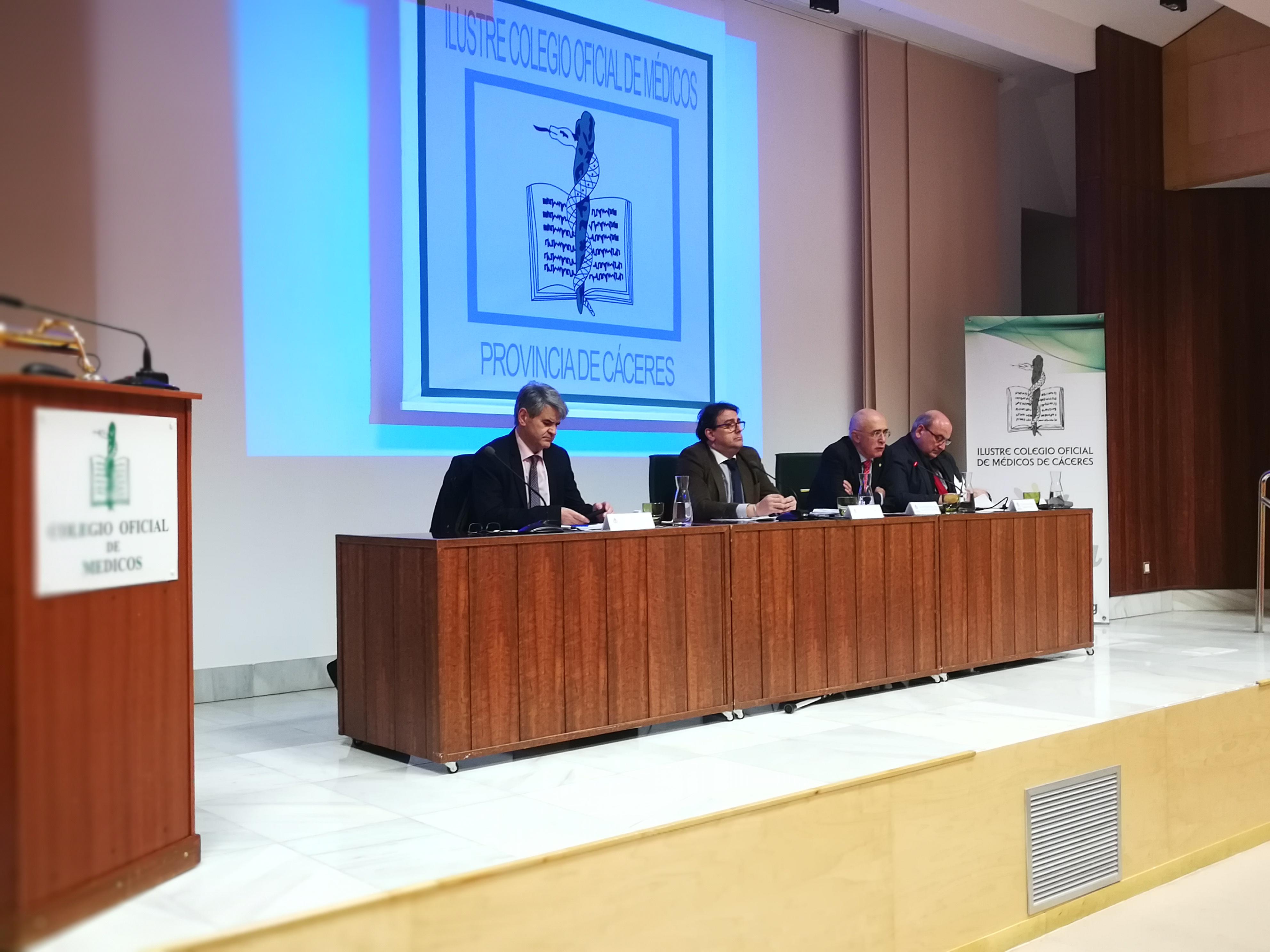 Presentación hospital universitario de cáceres