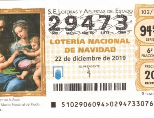Lotería de Navidad del Colegio de Médicos de Cáceres