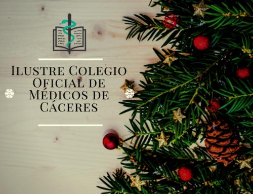 Actos programados durante el mes de diciembre en el Colegio de Médicos