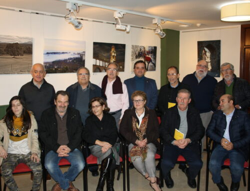Inauguración exposición «Fotografiando Cáceres». 20 enero 2020