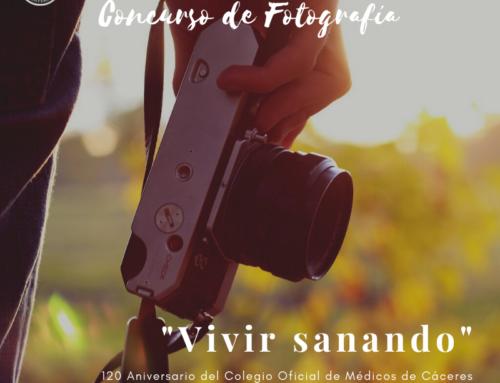 Convocado el concurso de fotografía «Vivir sanando» con motivo del 120 aniversario del Colegio de Médicos