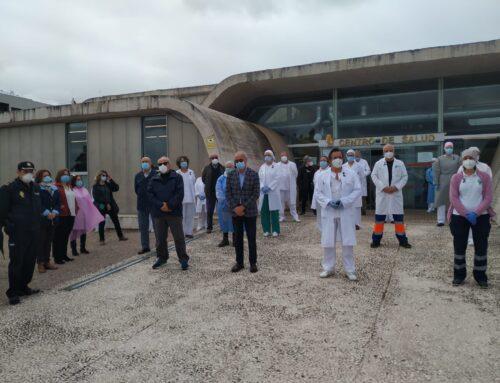 El Centro de Salud Nuevo Cáceres formaliza la propuesta para cambiar el nombre del Centro por el de D. Sebastián Traba Hernández