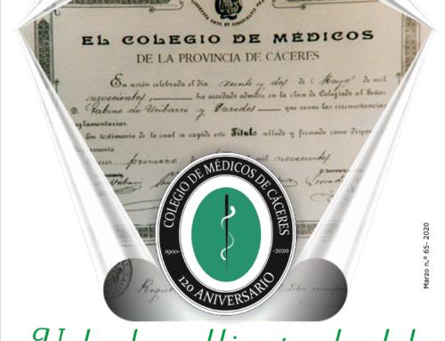Revista Escuela Médica número 65, febrero de 2020