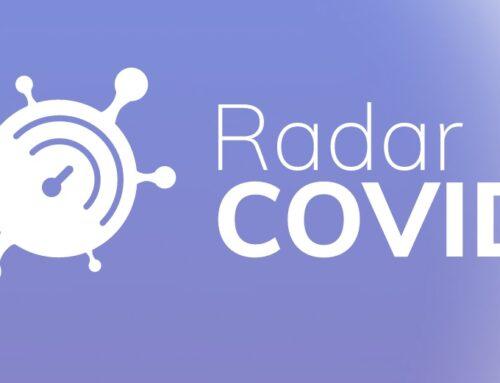 Aplicación informática Radar-COVID