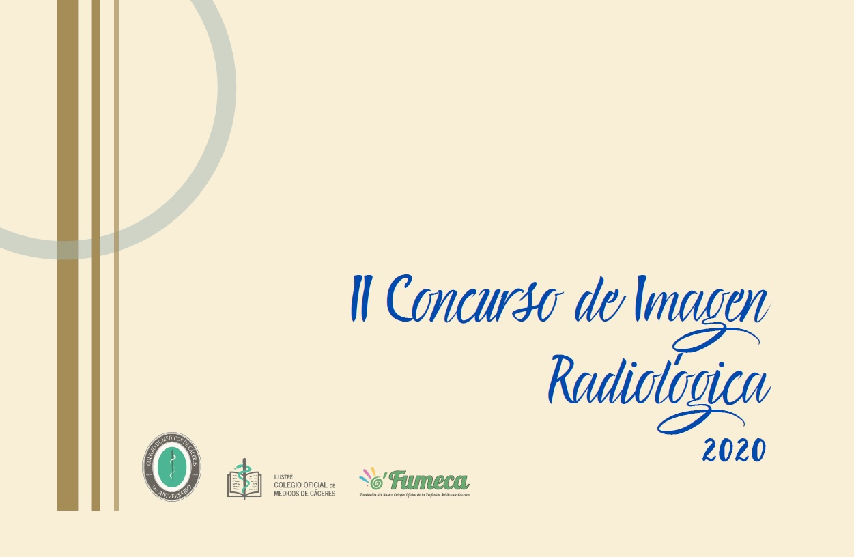 II Concurso de Imagen Radiológica