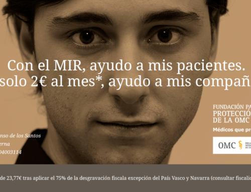 """Campaña """"Médicos que protegemos a médicos"""" de la FPSOMC"""