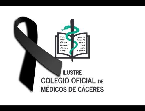 El Colegio de Médicos de Cáceres lamenta el fallecimiento por covid-19 de su colegiada Maria Isabel Bueno Fatela