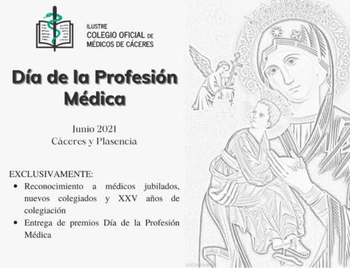 Premiados del Día de la Profesión Médica del Colegio de Médicos