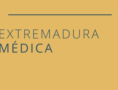 Publica tus artículos científicos en la revista Extremadura Médica, reconocida con ISSN